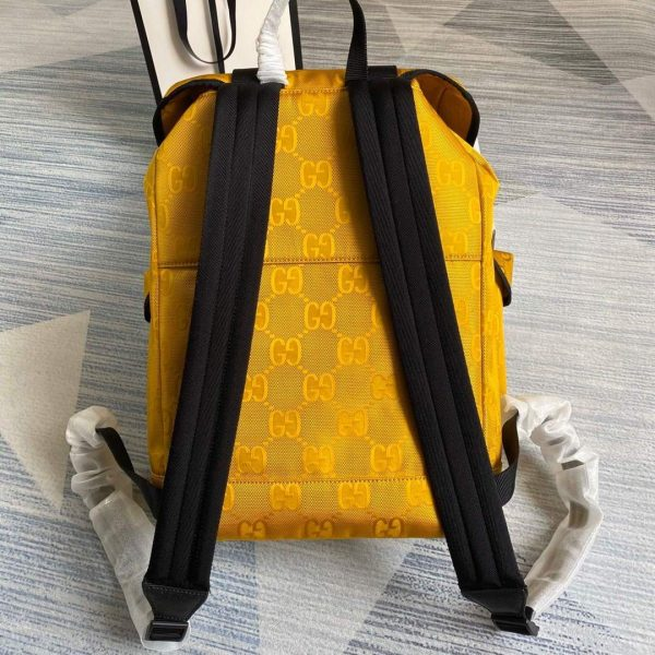 Gucci 636160 Off The GRID Tote Bag Yellow - luxibagsmall