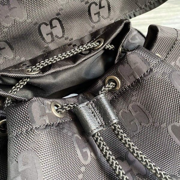 Gucci 636160 Off The GRID Tote Bag Black - luxibagsmall