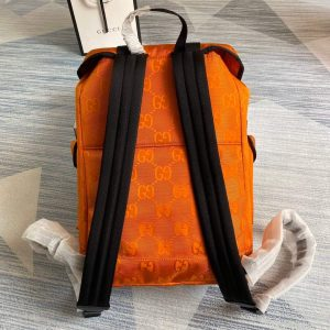Gucci 636160 Off The GRID Tote Bag Orange - luxibagsmall