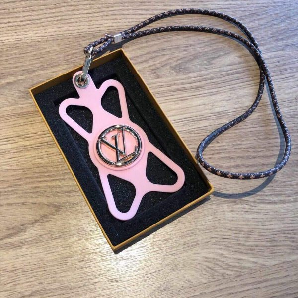 Louis Vuitton Apple Iphone Leather Premium Deluxe Phone Case Protection 10102 - luxibagsmall