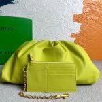 bottega veneta bv 576227 pouch fondant 6671 Lemo Yellow 0