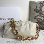 bv 620230 bottega veneta chain pouch raintree bag 92020 strap 25cm gold 45