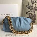 bv 620230 bottega veneta chain pouch raintree bag 92020 strap 25cm gold 81