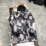 Canadagoose Women Men's Down Jackets Pbi Expedition Parka Print 88028 - Voguebags