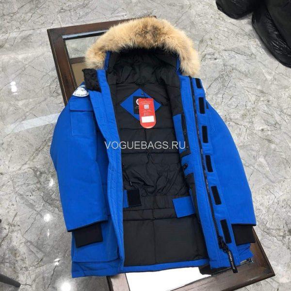 Canadagoose Women Men's Down Jackets Pbi Expedition Parka Print 88030 - Voguebags