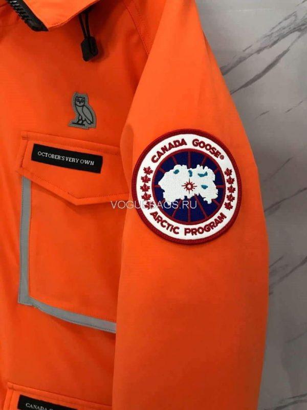 CANADAGOOSE Women Men's Down Jackets X Ovo Chilliwack 88031 - Voguebags