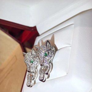 Cartier Panthère De Cartier Earrings 20212 - luxibagsmall