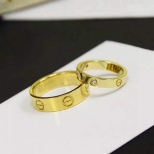 Cartier Ring Love Wedding Band 20199 - luxibagsmall