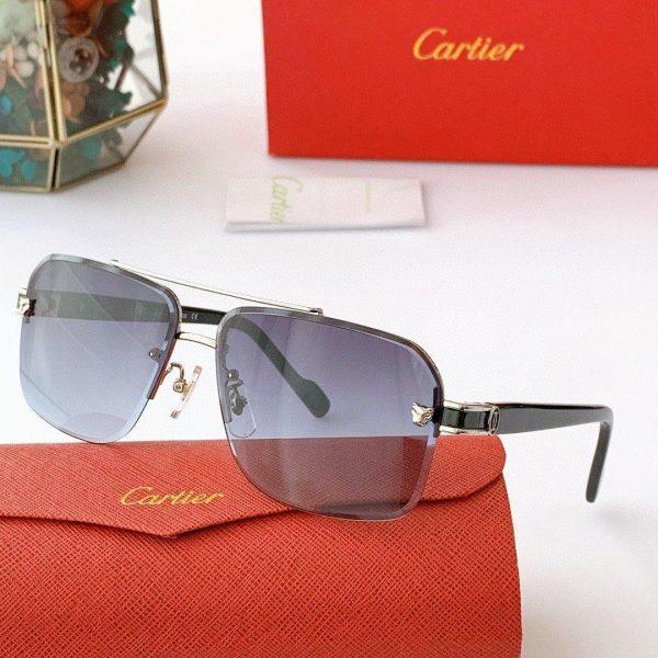 Cartier Sunglasses Luxury Cartier Sport Fashion Show Sunglasses 992241 - Voguebags