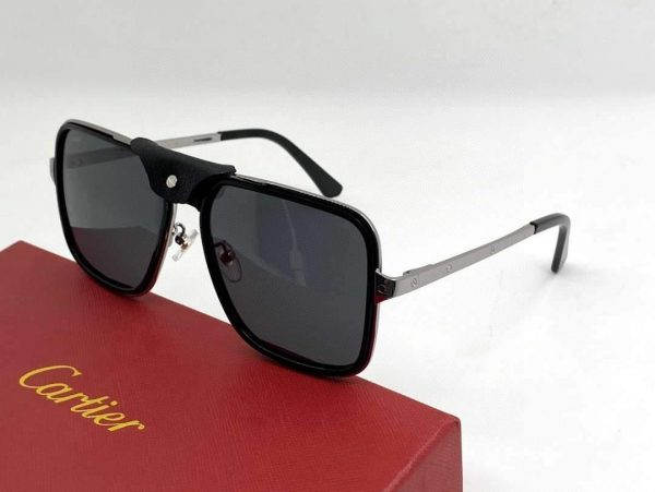 Cartier Sunglasses Luxury Cartier Sport Fashion Show Sunglasses 992243 - Voguebags