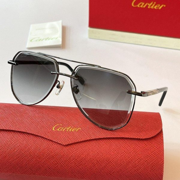 Cartier Sunglasses Luxury Cartier Sport Fashion Show Sunglasses 992248 - Voguebags