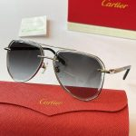 Cartier Sunglasses Luxury Cartier Sport Fashion Show Sunglasses 992249 - Voguebags
