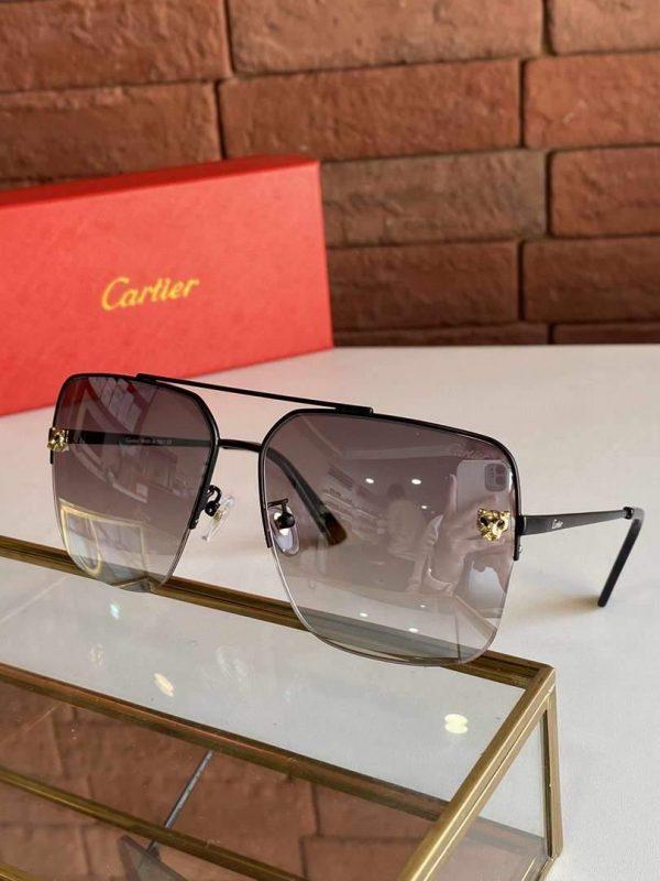 Cartier Sunglasses Luxury Cartier Sport Fashion Show Sunglasses 992250 - Voguebags