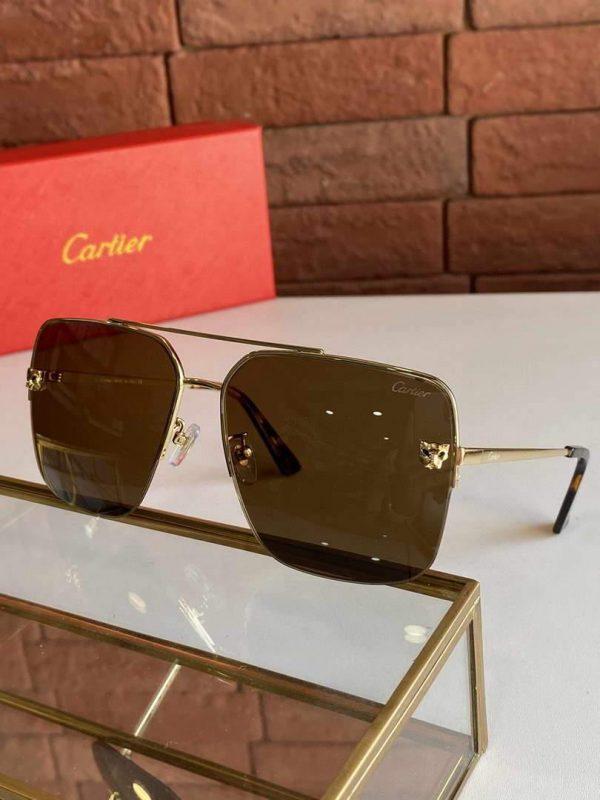 Cartier Sunglasses Luxury Cartier Sport Fashion Show Sunglasses 992252 - Voguebags