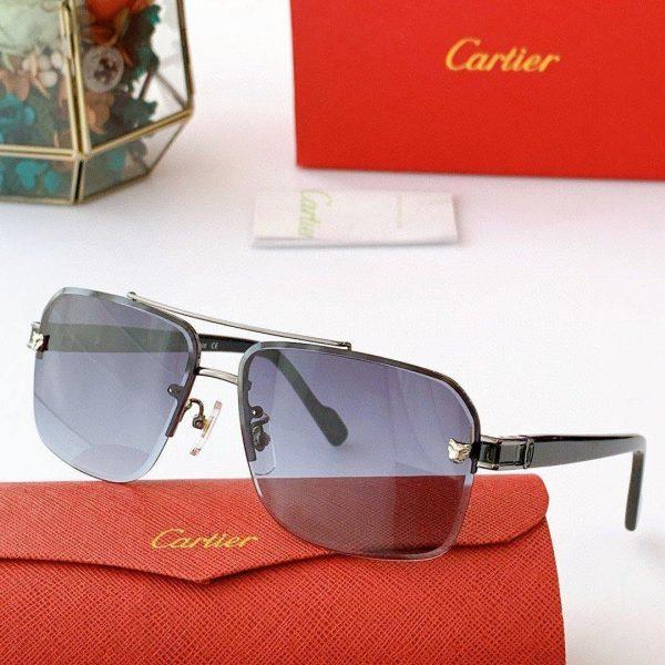 Cartier Sunglasses Luxury Cartier Sport Fashion Show Sunglasses 992253 - Voguebags