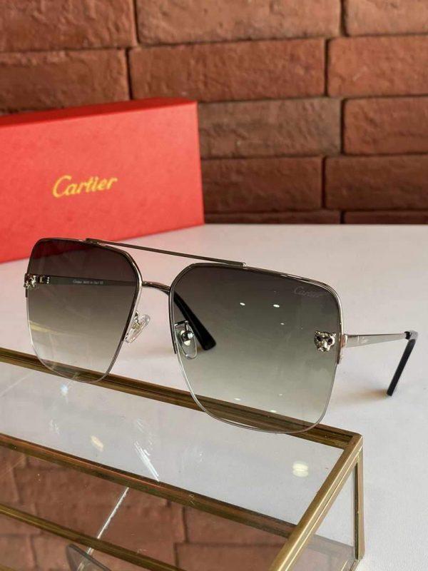 Cartier Sunglasses Luxury Cartier Sport Fashion Show Sunglasses 992255 - Voguebags