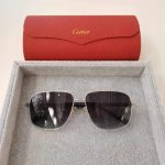 Cartier Sunglasses Luxury Cartier Sport Fashion Show Sunglasses 992231 - Voguebags