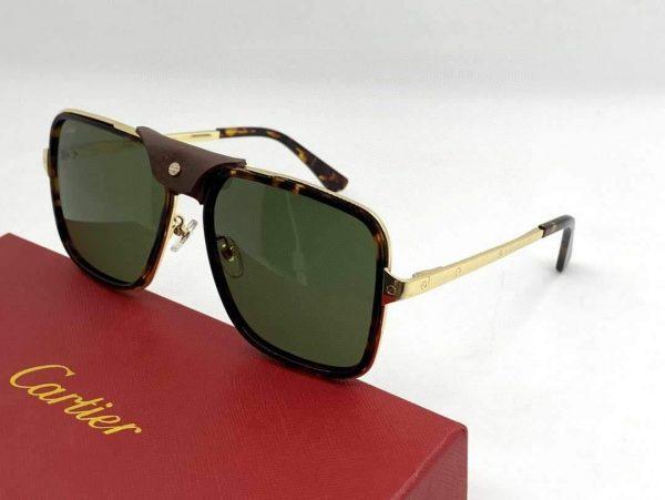 Cartier Sunglasses Luxury Cartier Sport Fashion Show Sunglasses 992259 - Voguebags