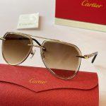 Cartier Sunglasses Luxury Cartier Sport Fashion Show Sunglasses 992262 - Voguebags