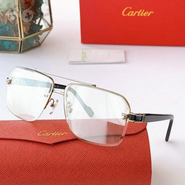 Cartier Sunglasses Luxury Cartier Sport Fashion Show Sunglasses 992233 - Voguebags