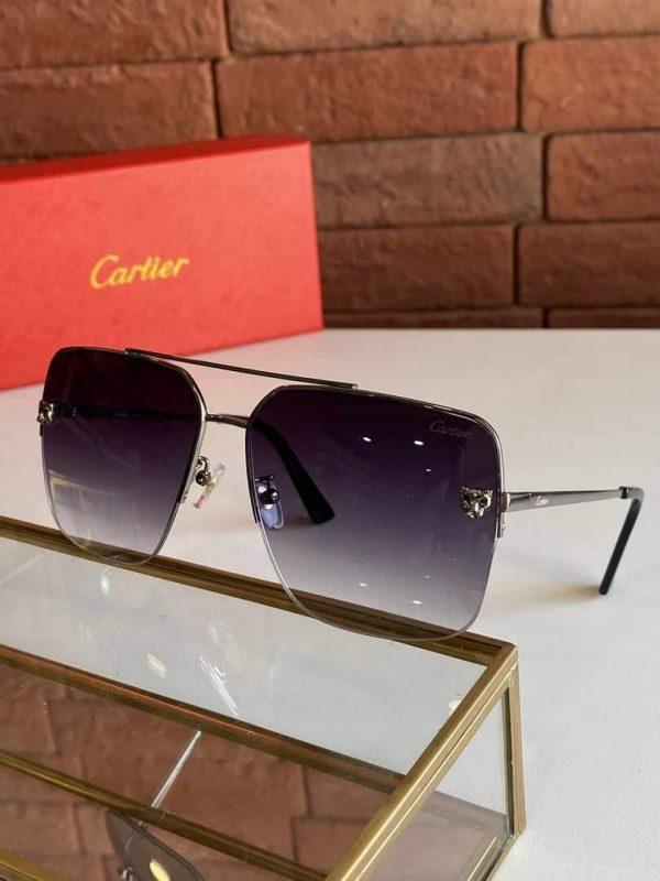 Cartier Sunglasses Luxury Cartier Sport Fashion Show Sunglasses 992236 - Voguebags