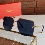 Cartier Sunglasses Luxury Cartier Sport Fashion Show Sunglasses 992238 - Voguebags