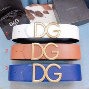 dg belts designer dolce gabbana buckle leisure belt wide 7 0cm aa0074 13