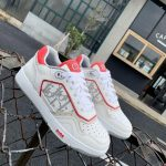 dior-3sn272-b27-low-top-sneaker-white-and-red-smooth-calfskin-0