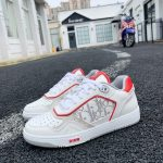 dior-3sn272-b27-low-top-sneaker-white-and-red-smooth-calfskin-2