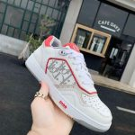 dior-3sn272-b27-low-top-sneaker-white-and-red-smooth-calfskin-5