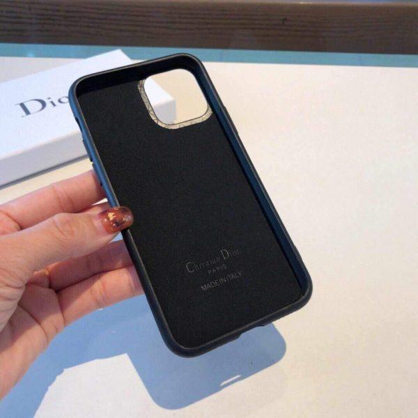 Dior Apple Iphone Leather Premium Deluxe Phone Case Protection 10122 - Voguebags
