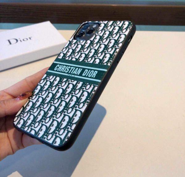 Dior Apple Iphone Leather Premium Deluxe Phone Case Protection 10123 - Voguebags