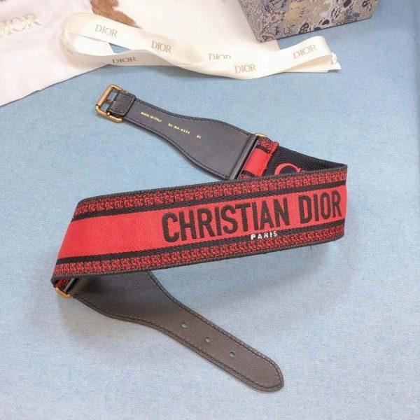 Dior Belts Designer Dior Buckle Leisure Belt Wide 5.0CM 19112 - luxibagsmall