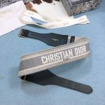 Dior Belts Designer Dior Buckle Leisure Belt Wide 6.0CM 19109 - luxibagsmall