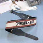 Dior Belts Designer Dior Buckle Leisure Belt Wide 5.0CM 19110 - luxibagsmall
