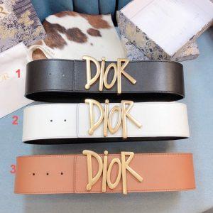 dior belts designer dior buckle leisure belt wide 7 0cm aa0075