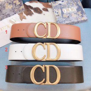dior belts designer dior buckle leisure belt wide 7 0cm aa0078