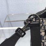 dior-m0446-dior-saddle-bag-oblique-tote-shoulder-bag-grey-blue-5