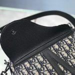 dior-m0446-dior-saddle-bag-oblique-tote-shoulder-bag-grey-blue-8