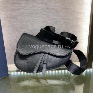 Dior M0446 Saddle Bag Dior Calfskin Bag Gray - Voguebags