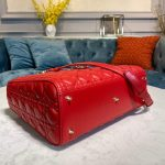 dior-m0566-large-lady-dior-bag-cherry-red-cannage-lambskin-4