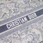 dior-m1286-book-tote-bag-christian-dior-shoulder-shopping-lion-gray-3