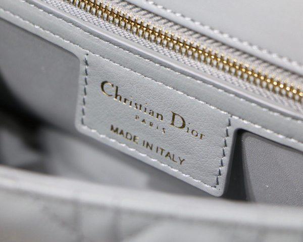Dior M9241 Dior Small Dior Caro Bag Light Blue - luxibagsmall