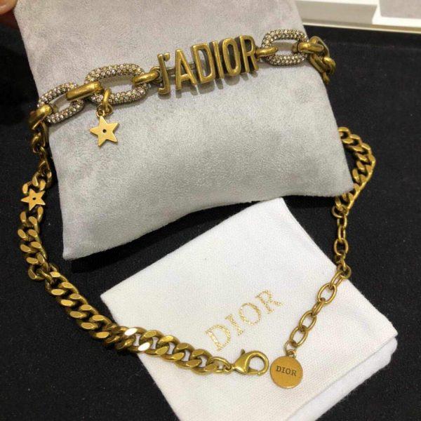 Dior Necklace Designer Dior Bracelet Bangle Jewelry 20196 - luxibagsmall
