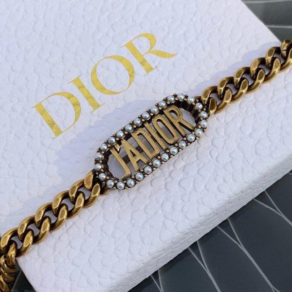 Dior Necklace Designer Dior Bracelet Bangle Jewelry 20197 - luxibagsmall