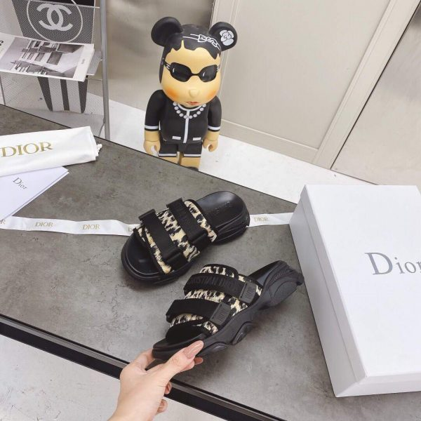 Dior Slippers Hot Sale Dior Sandals 81179 - luxibagsmall
