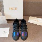 Dior Sneakers Designer Dior Tennis Flats Shoes Women 81108 - Voguebags