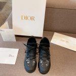 Dior Sneakers Designer Dior Tennis Flats Shoes Women 81109 - Voguebags
