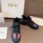 Dior Sneakers Designer Dior Tennis Flats Shoes Women 81110 - Voguebags