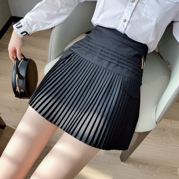 Dior Women's Pleated Skirt Designer Dior Clothing 38083 - luxibagsmall